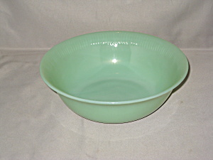 Fire King Jadeite Jane Ray Vegetable Bowl