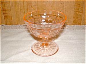PINK PRINCESS SHERBET GLASS (Image1)