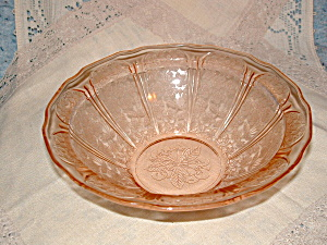 Pink Cherry Blossom Large Berry Bowl