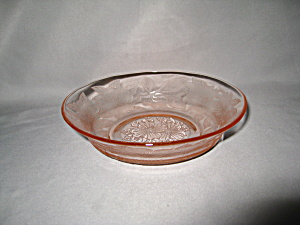PINK DOGWOOD DEPRESSION CEREAL BOWL (Image1)