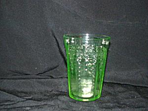 GREEN PRINCESS FLAT WATER TUMBLER (Image1)