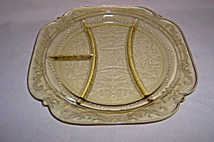 AMBER MADRID DEPRESSION RELISH TRAY (Image1)