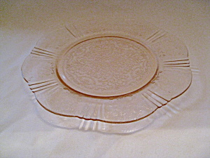 American Sweetheart Pink Salad Plate
