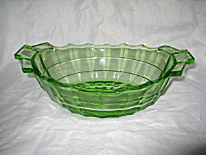 GREEN TEA ROOM OVAL VEGETABLE BOWL (Image1)