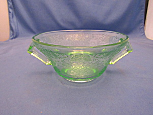 HAZEL ATLAS GREEN FLORENTINE #2 CREAM SOUP    (Image1)