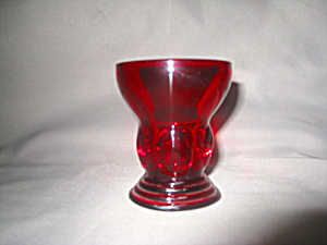 Moondrops Ruby Red Whiskey Tumbler