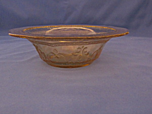 AMBER PATRICIAN MASTER BERRY BOWL             (Image1)