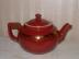 Click to view larger image of HALL MAROON BOSTON TEAPOT (Image2)