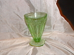 Click to view larger image of GREEN ADAM DEPRESSION WATER TUMBLER (Image1)