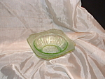 Click here to enlarge image and see more about item CA3089: GREEN ADAM DEPRESSION BERRY BOWL