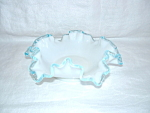 Click here to enlarge image and see more about item CM5030: FENTON AQUA CREST BON BON