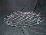 Click here to enlarge image and see more about item CM7121: AMERICAN FOSTORIA OVAL PLATTER