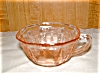 Click here to enlarge image and see more about item G064: PINK PRINCESS COFFEE CUP