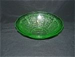 Click to view larger image of GREEN CHERRY BLOSSOM LARGE BERRY BOWL (Image1)