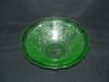 Click to view larger image of GREEN CHERRY BLOSSOM LARGE BERRY BOWL (Image2)