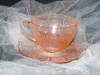 Click to view larger image of PINK CHERRY BLOSSOM CUP AND SAUCER (Image3)