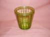 Click to view larger image of GREEN BLOCK OPTIC ICE BUCKET (Image2)