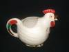 Click to view larger image of SHAWNEE CHARLICLEER ROOSTER BREAKFAST PITCHER (Image4)
