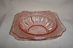 PINK ADAM DEPRESSION BERRY BOWL