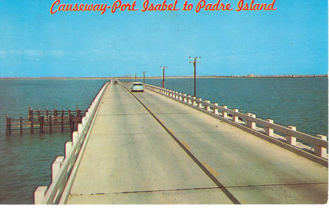 Queen Isabella Causeway, Port Isabel,TX | eBay  Queen