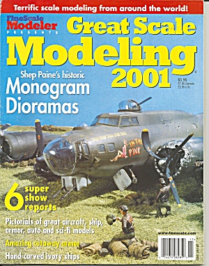 Fine Scale Modeler Special Issue Great Scale 2001