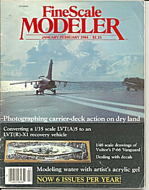 Fine Scale Modeler Jan Feb 1984