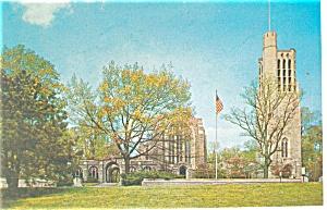 Valley Forge  PA Washington Chapel Postcard p13511 (Image1)
