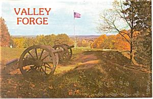 Valley Forge PA Fort Washington Postcard p13514 (Image1)