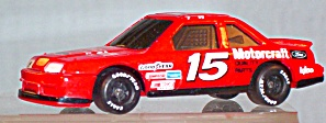 #15 Geoff Bodine Motorcraft Quality Parts 1:64
