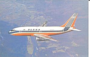 PLUNA 737-2A3 CX-BHM in Flight p32575 (Image1)