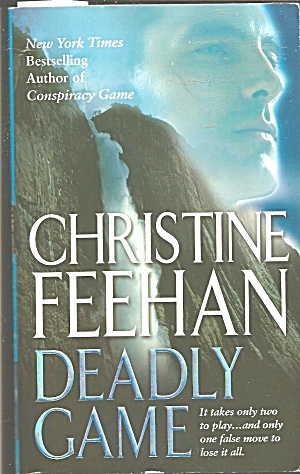 Christine Feehan>deadly Game>ghost Walker Novel
