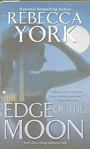 Rebecca York>edge Of The Moon>romantic Suspense