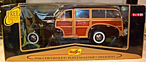 1948 Chevrolet Fleetmaster Woody 1:18th (Image1)