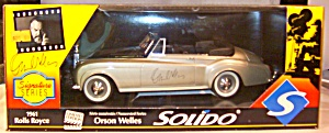 1961 Orson Welles Roll Royce Convertible 1:18th (Image1)