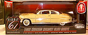1952 Hudson Hornet Club Coupe 1:18th by FF Ertl III (Image1)