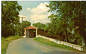 Smiths Covered Bridge,  near Wilmington, Delaware (Image1)