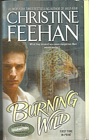 Christine Feehan-Burning Wild-The Leopard people return (Image1)