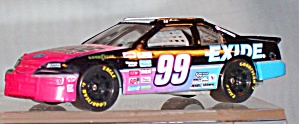 #99 Jeff Burton Exide Batteries 1:64th