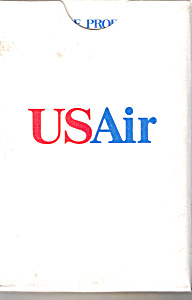 Deck Of Us Air Playing Cards Sealed In Box