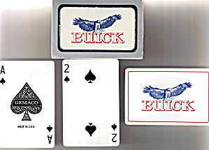 Buick Playing Cards (Image1)