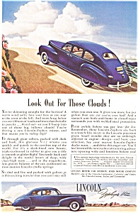 Lincoln Zephyr V-12 Ad May 1941 (Image1)