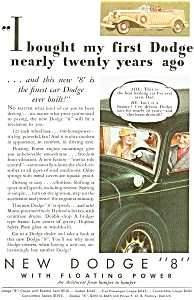 1933 Dodge Floating Power Ad (Image1)