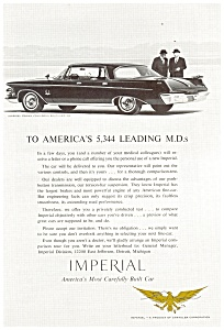 1962 Chrysler Imperial Crown Southampton Ad ad0156 (Image1)