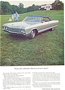 1966 Buick Electra 225 2-Door Hardtop Ad ad0158 (Image1)