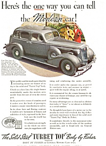 1936 Buick Century-Fisher Body  Ad (Image1)