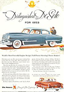 1953 DeSoto Ad (Image1)