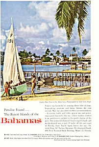 Resort Islands of Bahamas  Ad ad0273 (Image1)