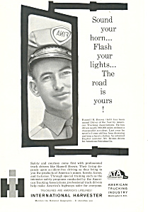 International Harvester Ata International Ad Ad0275