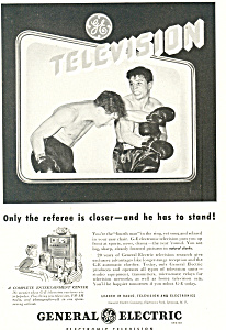 General Electric Television Ad ad0290 (Image1)