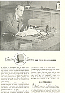 Dictaphone Control Center Ad (Image1)